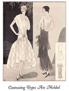 Vintage Sewing Magazine July 1929 Fashion Service Dressmaking Sewing and Fashion Booklet 1920s. Perfect for Model A research!