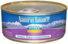 Original Ultra Whole Body Health  Venison Turkey  Lamb Formula 24 x 6oz -- See this great product.