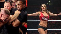 John Cena Nikki Bella & Dolph Ziggler vs Baron Corbin Carmella wwe https://youtu.be/jRZWrQE1EFA