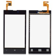 Top Quality 1 PC Touch Screen Digitizer Glass For Nokia Lumia 520 B0264 P18 0.35