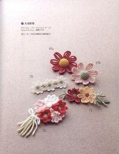 ISSUU - Lace crochet best pattern by vlinderieke