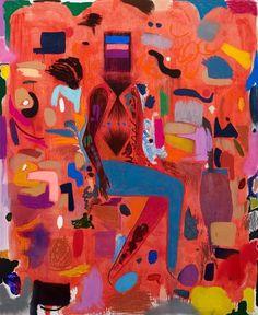 Jannis Varelas, Untitled, 2014 on Paddle8