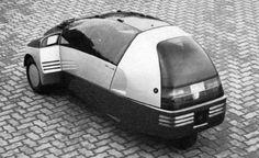1981 Ford Cockpit ( Ghia )