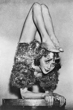 1950's, promotional photograph  (vintage yoga style photo) ...... #vintageyoga…