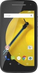 Flipkart- Moto E (2nd Gen) 3G (Black 8 GB) at just Rs.5999 only