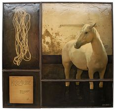 All the Horses Wall Works by Judith Kindler