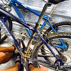Montainbike downhill