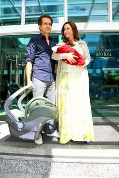 Guilhermina Guinle deixa a maternidade com sua primeira filha http://newsevoce.com.br/?p=6091