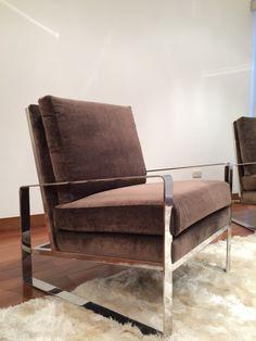 Butaca Lima. De la colección Metrópolis. #livingdesign #muebles #furniture
