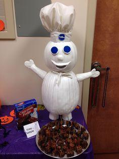 Love The Doughboy On Pinterest Pillsbury Cookie Jars
