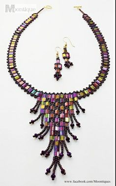 "Handmade necklace ""DeepRainbow"" by Moontique found here https://www.facebook.com/Moontiques/photos/pb.124750080971366.-2207520000.1423767828./477533315693039/?type=3&theater"