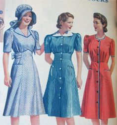 Cleaning Antique Clothing - Sears Catalog 1940