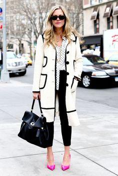 New York Fashion Week Fall 2013
