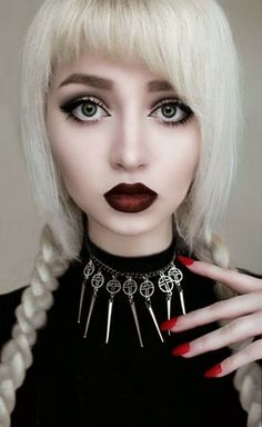 Stay Stylish with Eva Tornado: White Hair ♥ Cabelo branco ♥ Белые волосы