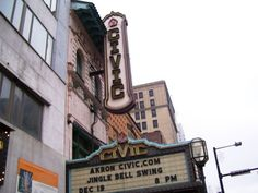 In June 2001, the Akron Civic Theatre closed its doors for the most comprehensive restoration and expansion project in its history,  re-opening in November 2002.