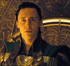 That face you make when someone says they don't know who Loki is! Lol