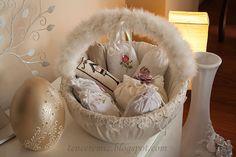 Flower girl basket (Kına Sepeti)