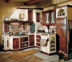 35 fantastiche immagini su Cucine per taverne | Rustic kitchens ...