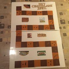 Het chocolade spel Roald Dahl, Chocolate, Spelling, Lovers, School, Projects, Chocolates, Schools