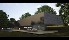 CASA FLORA (CF) | GR Consultoria Flora, Modern Architecture, Studio, Outdoor Decor, Home Decor, Luxury Dream Homes, Arquitetura, Cultural Center, Decoration Home