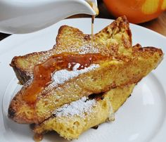 Got leftover pandoro cake? Make French toast for Boxing Day breakfast.