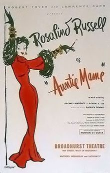 Patrick Dennis orphaned in 1928 when his father unexpectedly dies, is placed in the care of Mame Dennis , his father's sister in Manhattan. Mame is a flamboyant, exuberant woman, who hosts frequent parties with eclectic, bohemian guests. Need to watch.