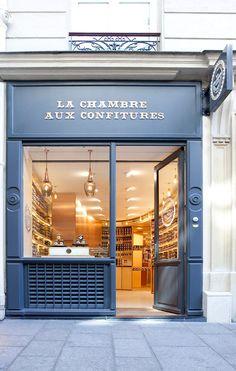 La chambre aux confitures, Paris | artisanal jams, jellies and fruit sauces