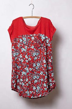 Anthropologie - Pattern Drop Tee