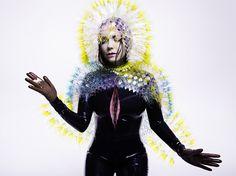 Canal Electro Rock News: Björk divulga vídeo da faixa Mouth Mantra