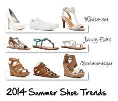 DSW 2014 Summer Shoe Trends #DSWShoeHookup #PinToWin
