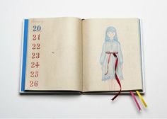 Yoshie Watanabe 渡邊良重-清新雅緻的插畫 » ㄇㄞˋ點子靈感創意誌