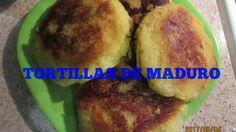 Tortillas De Maduro
