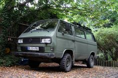 VW T3 Syncro: September 2010