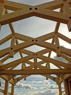 Timber frame for great room