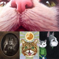 @CatArtShowLA is next weekend @ Think Tank Gallery in LA & is FREE: 3/24-3/27! Well be there opening night so come by & say hello (@kathrynelone  @eomidi). Theres some super cool art on display & for sale starting at $150! Opening Night is Thursday 3/24: 8-10PM. Friday Saturday & Sunday: 11AM-5PM. Find out more info: catartshow.com Hope to see you all there! #COIHangOut [source: http://ift.tt/1XE5BIl ]