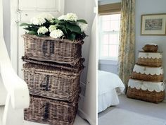 storage baskets on pinterest baskets wicker and wicker baskets