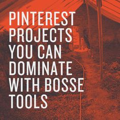 For the DIY gardner, handyman or landscaper- dominate these Pinterest projects with an ergonomic shovel
