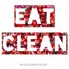Eat C L E A N! It's the start of the weekend, meaning that it's the best time to try something new. Even though there is a ton of info out there, if you continue to shift your priorities towards healthy eating you'll dive deeper into a Clean Food lifestyle. By eating #CleanFood, you are getting the best of everything from the #Earth. #projectcleanfood #healthyliving #nutrition #fitness #gethealthy #getfit #foodblogger #vegan #vegetarian #foodporn #goodeats