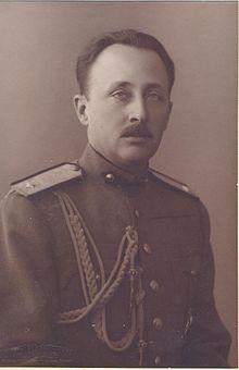 Prince Kyril di Bulgaria.1895-1945.Fratello minore di Boris III.Alla morte di questi  Reggente per il piccolo Simeone. Fucilato dai comunisti  dpopo  processi segreti assieme al Primo Ministro Filov, vari ministri, generali e 52 deputati