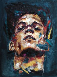 Portrait by Davide Cambria