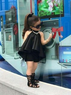 Image gallery – Page 476185360598789212 – Artofit Cute Little Girls Outfits, Kids Outfits Girls, Little Girl Fashion, Kids Fashion, Fashion Outfits, Toddler Fashion, Toddler Outfits, Fashion Trends, Fashion Styles