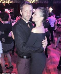 He did it! Karina Smirnoff's beau, Jason Adelman, popped the question on Saturday night, according to pals who commented on his Facebook page, which Jason updated with a snap of him and the DWTS star dancing