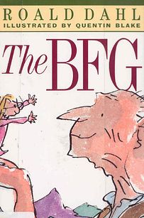 The BFG. | The Definitive Ranking Of All Roald Dahl's Books