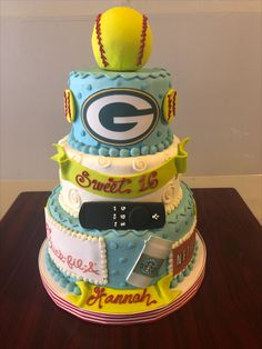 Sweet 16 Cakes, Birthday Cake, Desserts, Food, 16th Birthday Cakes, Tailgate Desserts, Birthday Cakes, Deserts, Meals