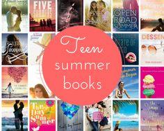 Pick Your Summer Read!#summer #teen #books #title