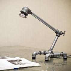 DIY: Mechanical Lamp
