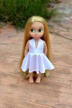 Marilyn Monroe jurk voor Disney Animator pop door LittleBigBoutique