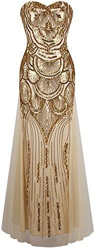 Angel-fashions Women's Sequin Strapless Sweetheart Mesh Lace up Banquet Dress, http://www.amazon.com/dp/B014QNKMT0/ref=cm_sw_r_pi_awdm_x_EBKdybEPCWSBE