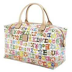 Dooney And Bourke Clear Handbags Tote Bags