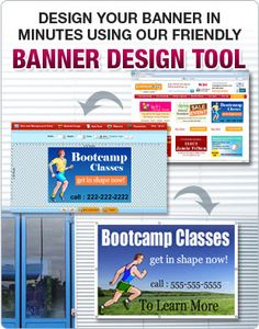 Banner Buzz Offers all Types Of Banners like, Custom Banners ...